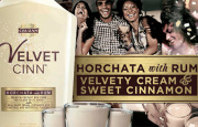 Velvet Cinn: Horchata with A Cinnamon Twist