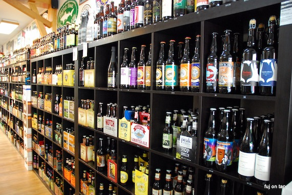 Bottle shops offer the ultimate beer buying experience for Craft beer online shop
