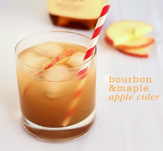 Maple-Bourbon Cider Recipe — Dishmaps