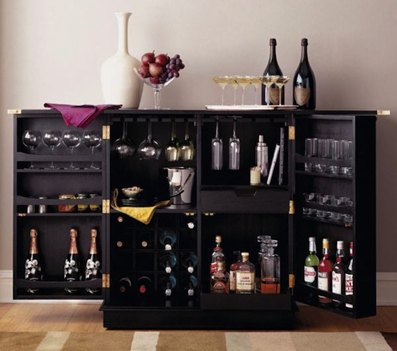 Her Shot How To Organize Your Liquor Cabinet DRINKING