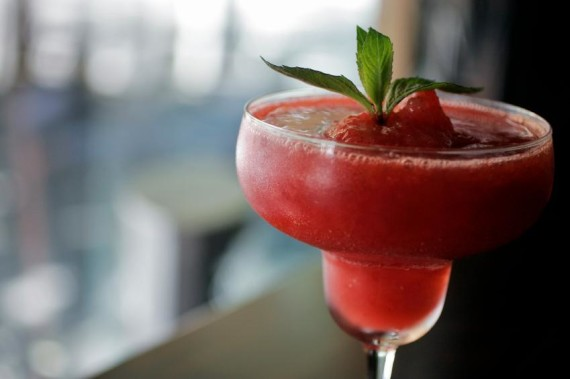 Possessing the sweet sensation of strawberry, this daiquiri is the ...
