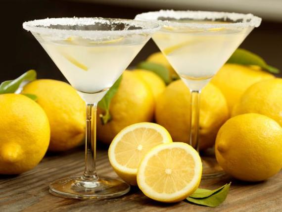 Cocktail Corner: Lemon Drop | DRINKING IN AMERICA