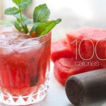 Low Calorie Cocktails for A New Year's Resolution